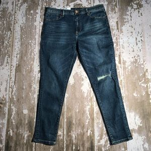 BDG Urban Outfitters Twig High Rise Jeans Size 31